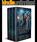 A Shifter's Revenge (Rouen Chronicles Books 1-3): A Gritty Urban Fantasy Box Set