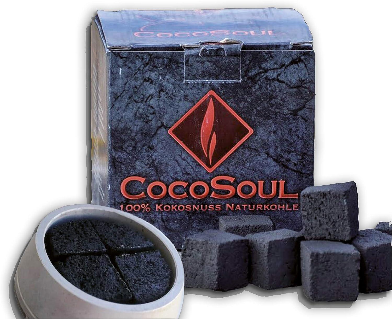 COCOSOUL Carbon 4kg. Carbon Premium DE Coco. 26X26mm