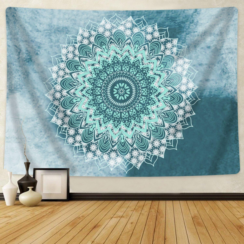 Sumner Tapestry Mandala Tapestry Wall Hanging Bohemian Mandala Wall Tapestries for Home Decor