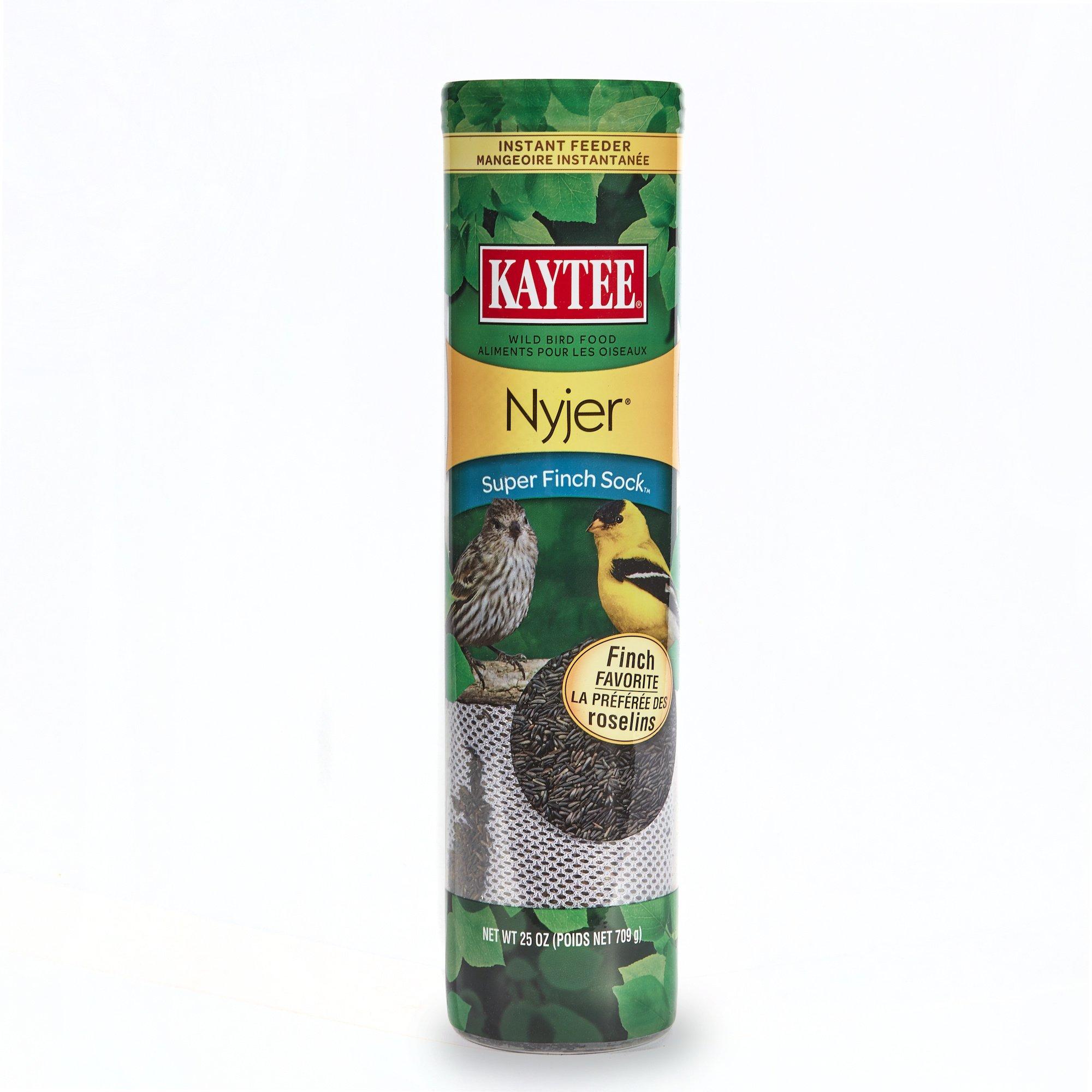 Kaytee Super Finch Sock Feeder, 25-Ounce by Kaytee