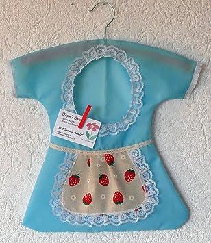 W/äscheklammerbeutel Klammerkleidchen Clothespin Bag Klammerkleid