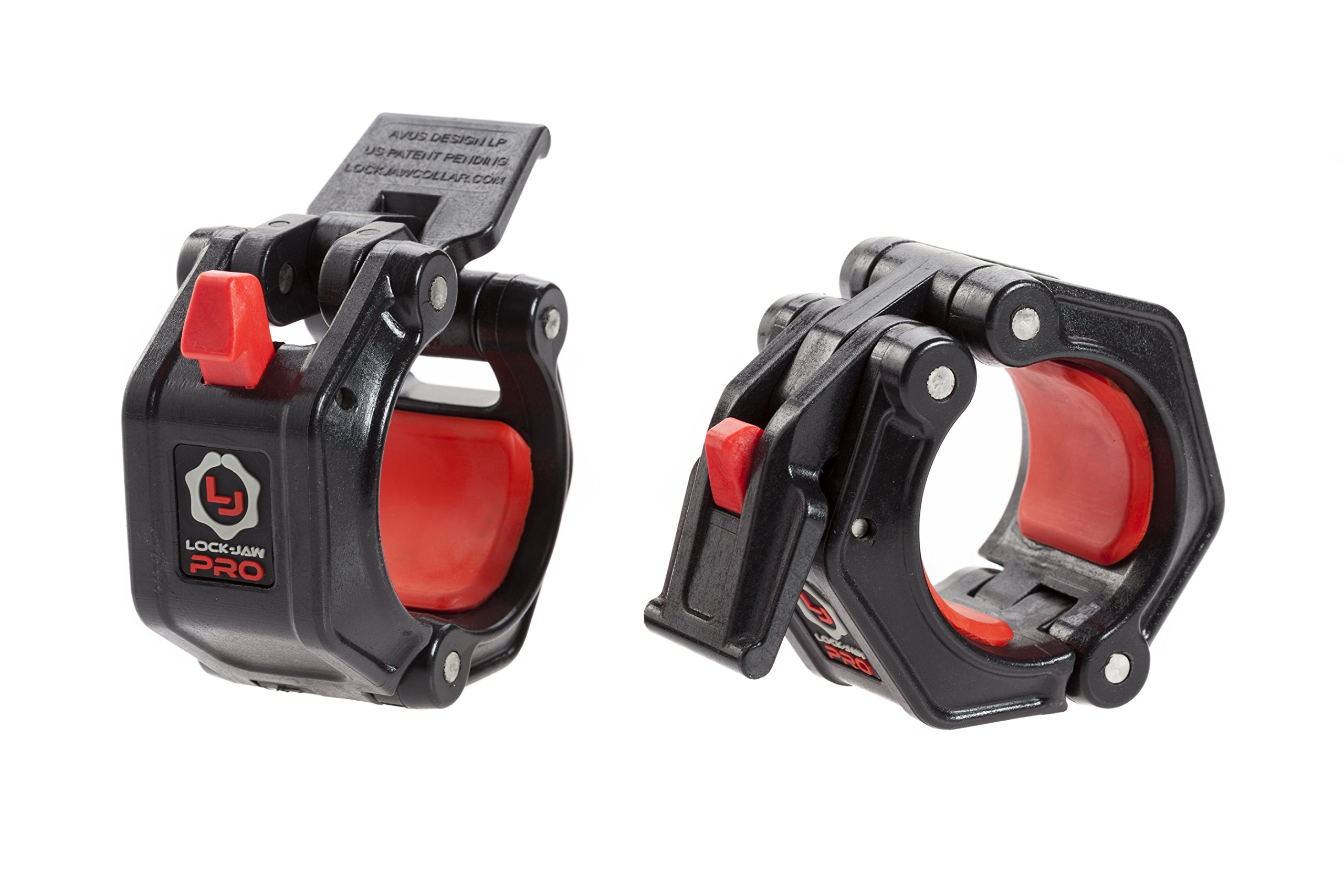 Lock-Jaw PRO 2 Barbell Collar (2'' / 50mm) (Black)