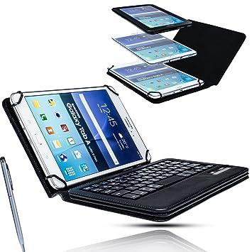 Adaptador de Universe Bluetooth Keyboard Funda Smart Cover + ...