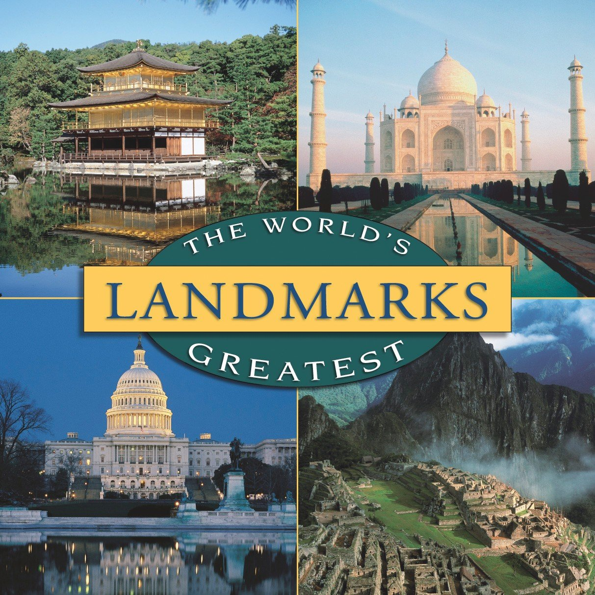 World Landmarks Icons stock vector art 596817260 | iStock