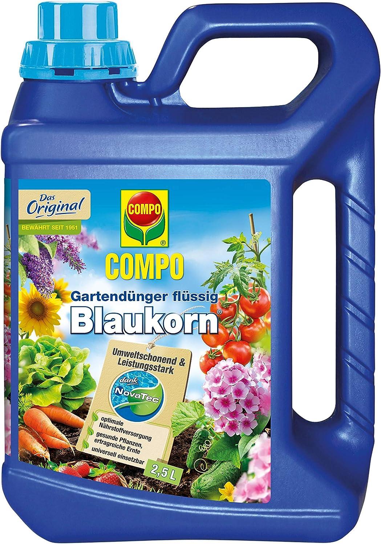 Compo Compo Azul grano® Novatec® líquido: Amazon.es: Jardín