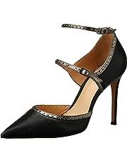 Nina Armando Women's Denny Stiletto Heel, Black with