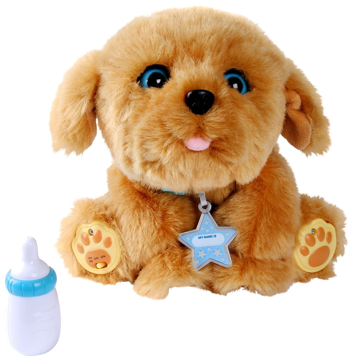 Amazon Little Live Pets Snuggles My Dream Puppy Toys & Games