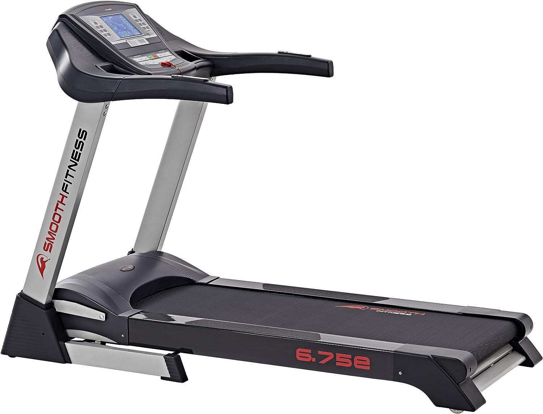 Smooth Fitness 6.75e Plus Laufband