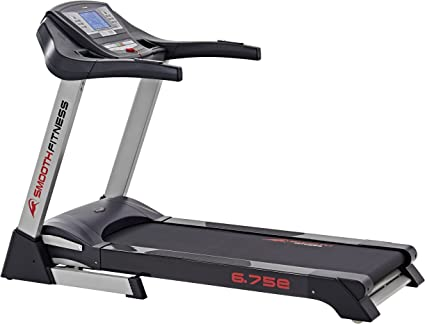 Smooth Fitness 6.75e Plus Cinta De Correr: Amazon.es: Deportes y ...