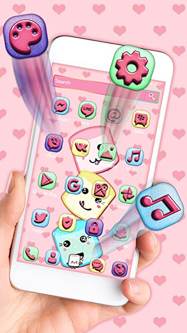 Amazon com: Fluffy Cotton Marshmallow Theme: Appstore for Android