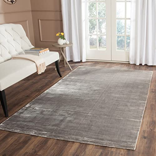 Safavieh Mirage Collection 6 x 9 Viscose Rugs, White