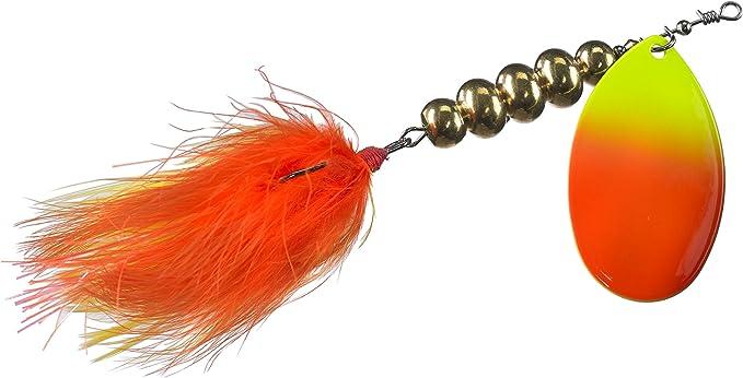 Fladen Maxximus de pesca Attracta hoja Spinner 15 G/8,5 cm y 20 G ...