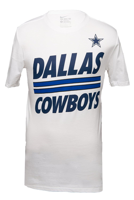 Amazon.com   Dallas Cowboys Nike Team Stripe Tee   Sports   Outdoors 115bd86c6
