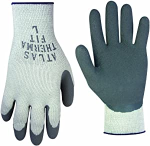 Atlas AG451L Therma-Fit 451 Work Gloves, Large