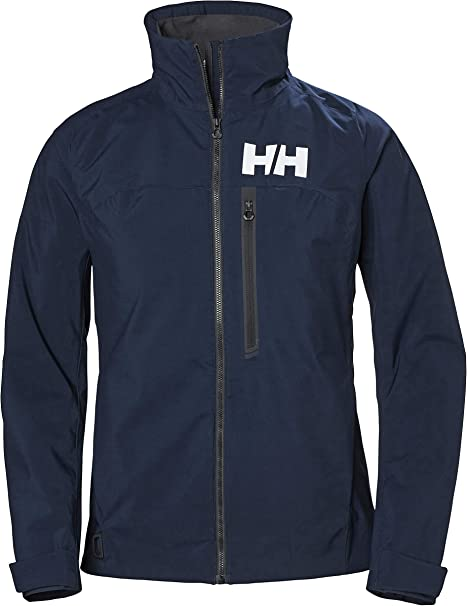 Helly Hansen Herren Hp Racing Midlayer Lifaloft Fleecekragen Wassersport Segeln wasserdichte Jacke