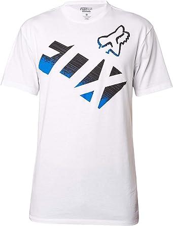 Fox la química de los hombres manga corta camiseta - 17605-190-S,
