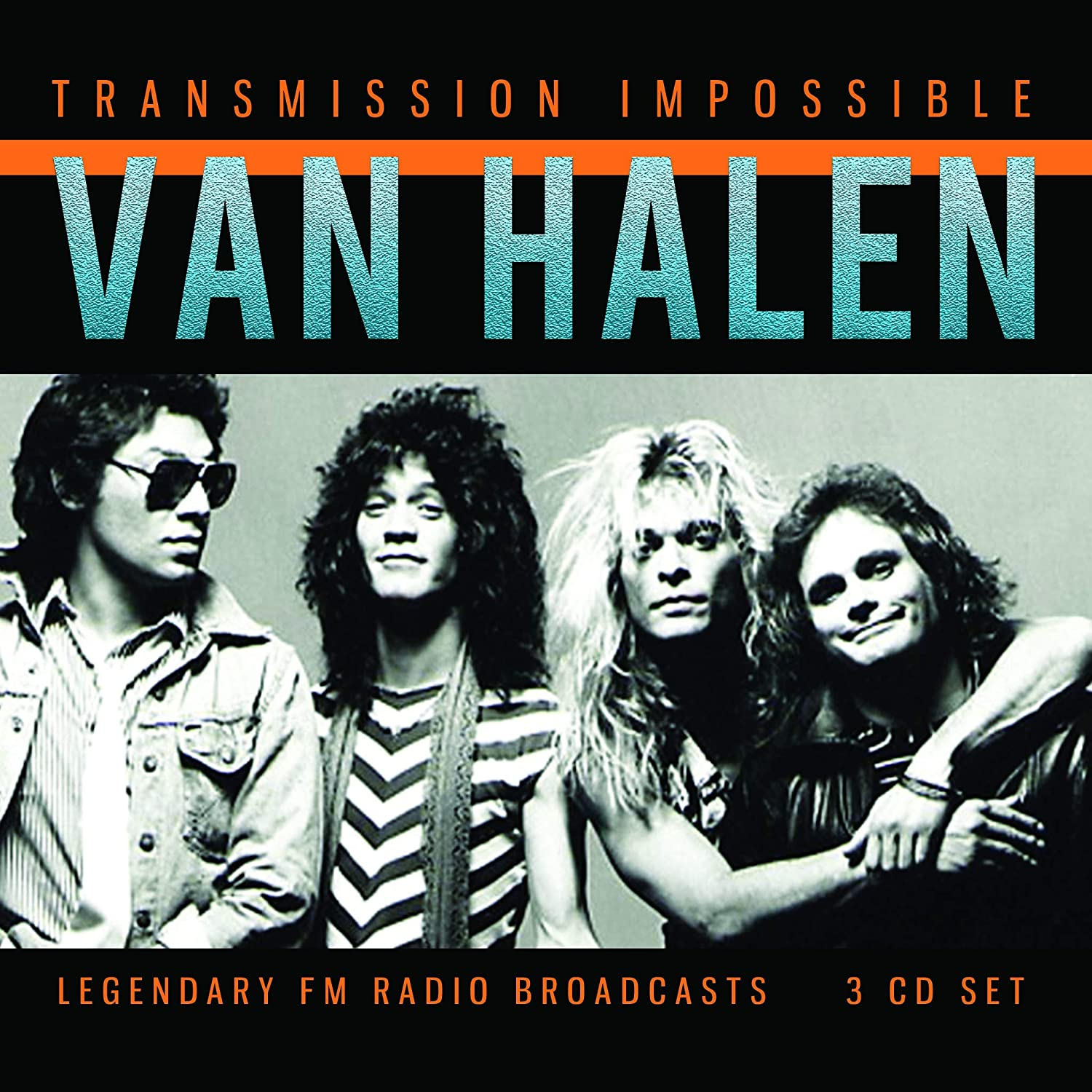 Van Halen Transmission Impossible Amazon Com Music