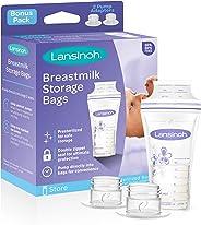 Lansinoh Bolsas de almacenamiento de leche materna, 100 piezas