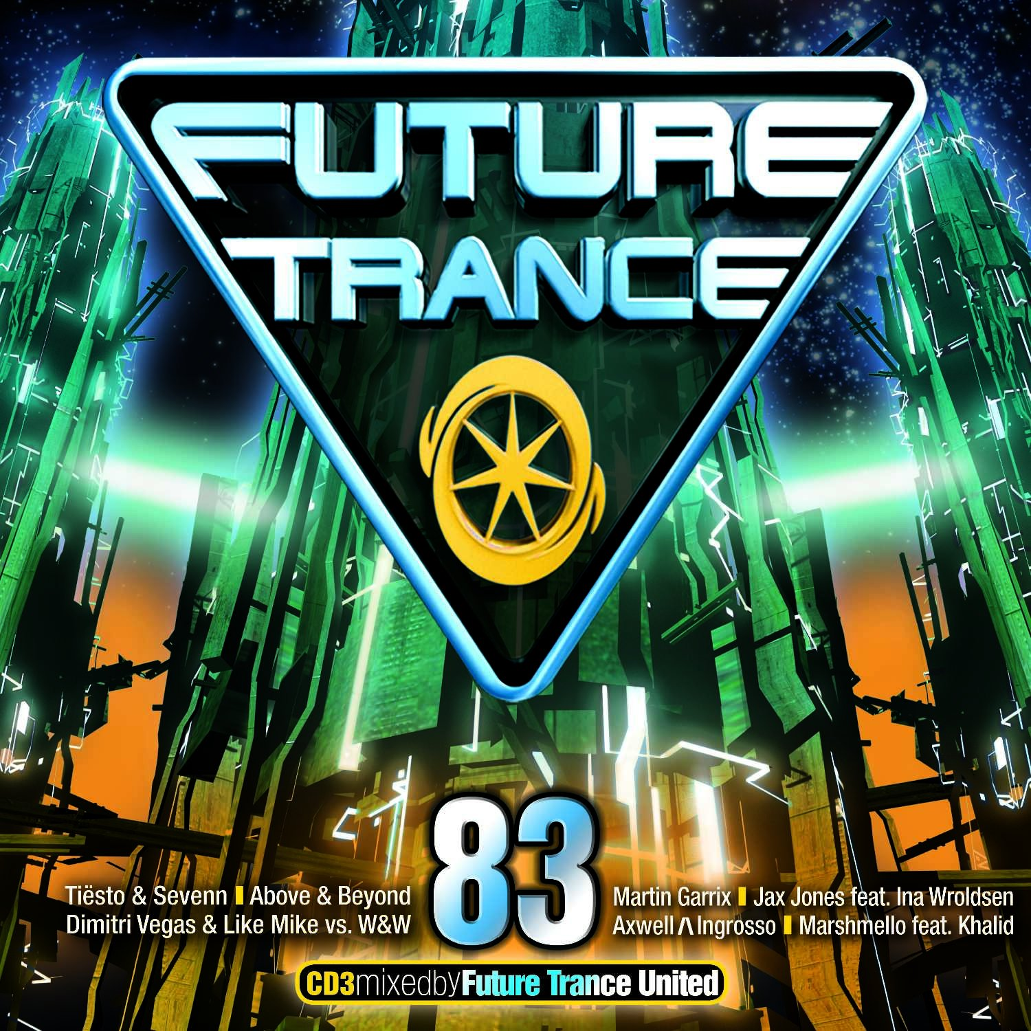 Various Artists-Future Trance 83