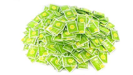 Sepkina Toallitas húmedas refrescante (250 unidades, empaquetadas individualmente)