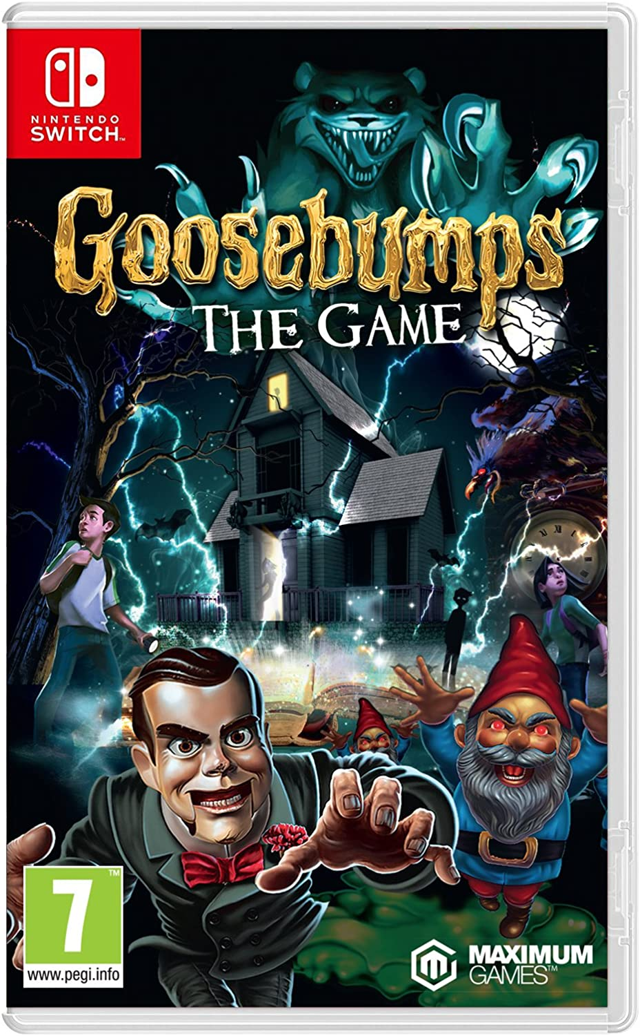 Goosebumps: The Game: Amazon.es: Videojuegos