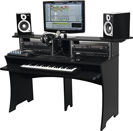 Workbench negro REC/DJ-Workstation