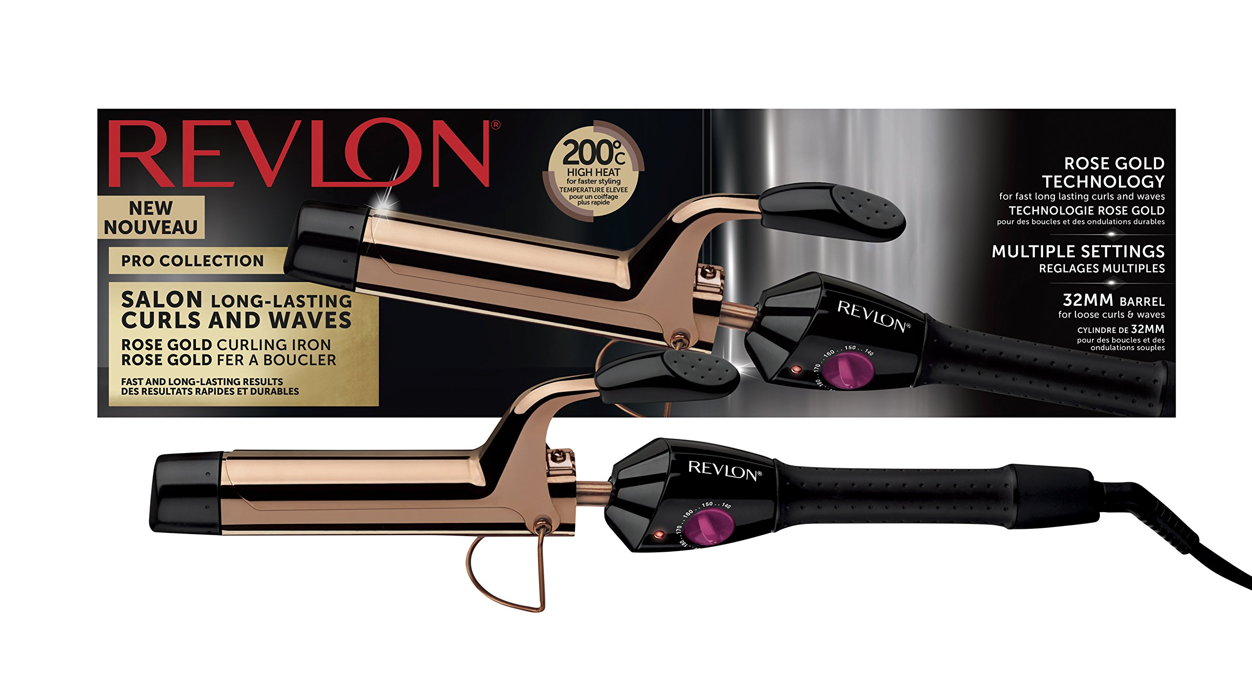 REVLON Pro Collection Salon Long-Last Curls and Waves Styler - RVIR1159