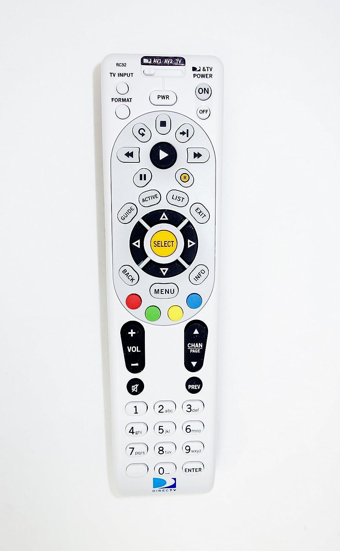 Amazon uei universal remote control directtv receiver amazon uei universal remote control directtv receiver auxiliary universal remote directv rc32 toys games sciox Gallery