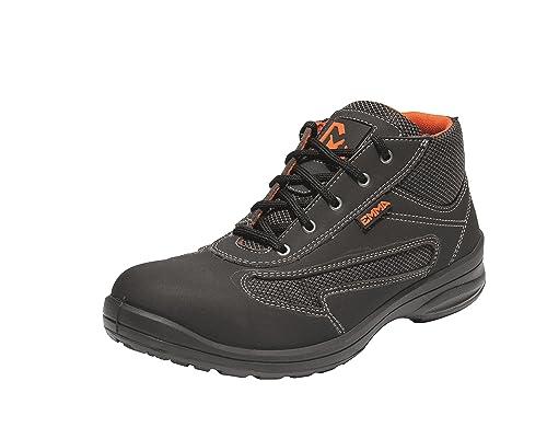 Emma – 1033380003 – Zapatillas altas NEW Amber S1P SRC ESD – 37