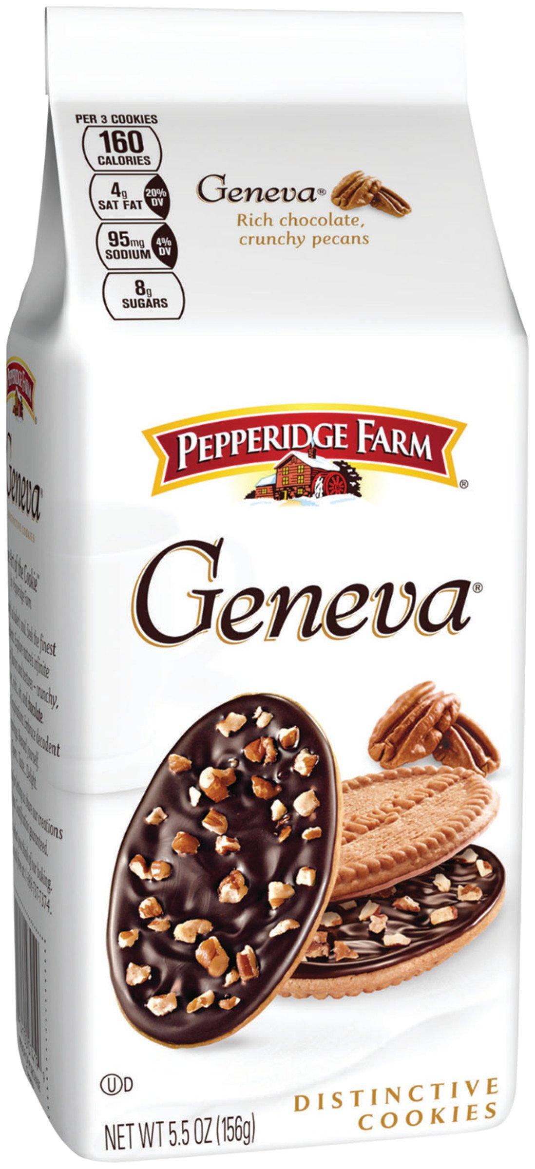 Pepperidge Farm, Geneva, Cookies, 5.5 oz, Bag, 24-count