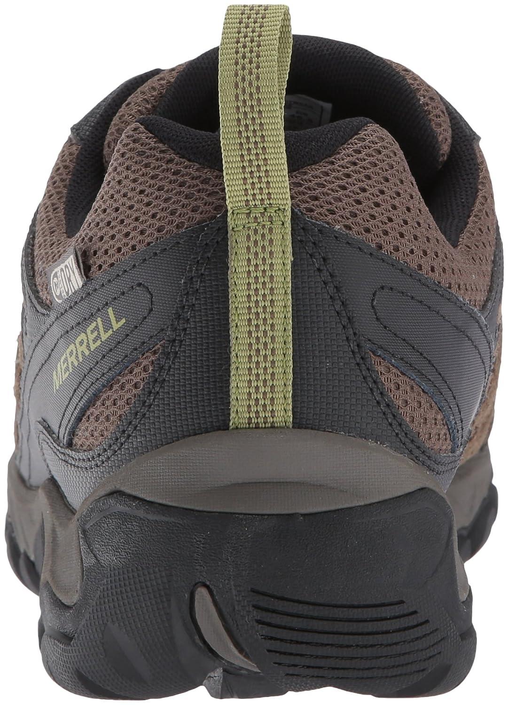 Merrell Men's Outmost Vent 11.5 Waterproof Hiking Shoe B01NAJAXJB 11.5 Vent D(M) US|Boulder cf2a4e
