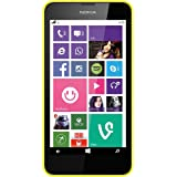 Nokia Microsoft Lumia 635 - 4G LTE - Unlocked - 8GB (Bright Yellow)