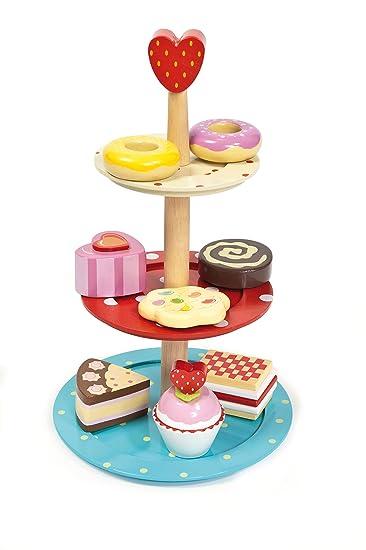 Le Toy Van Kuchen Etagère Für Den Kaufladen