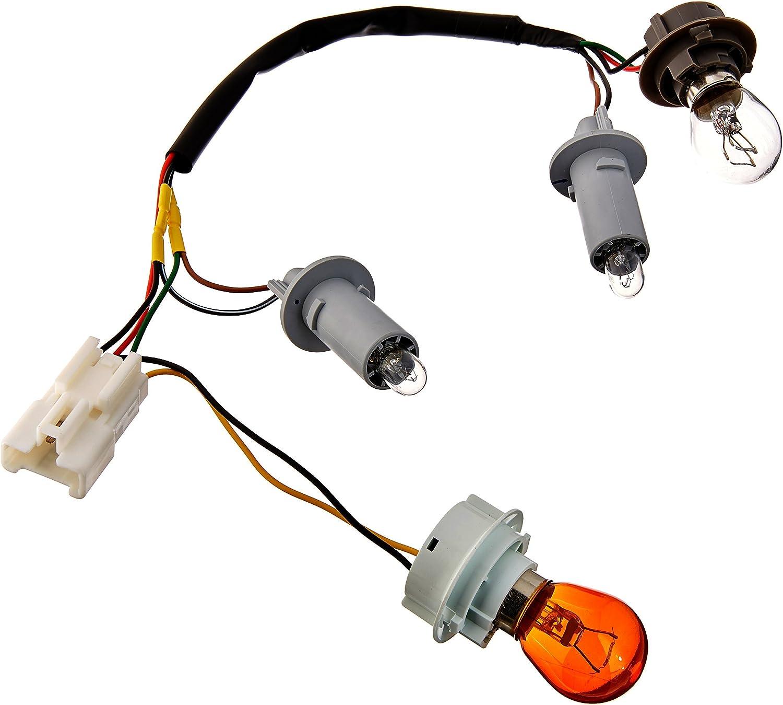 Amazon.com: HYUNDAI Genuine 92450-3Q000 Tail Lamp Holder and Wiring,  Exterior, Rear: AutomotiveAmazon.com