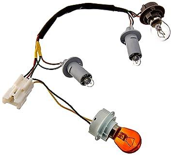 amazon com genuine hyundai 92450 3q000 tail lamp holder and  hyundai oem 11 14 sonata taillight lamp