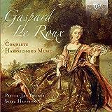 Gaspard Le Roux : Intégrale de l'uvre pour clavecin. Belder, Henstra.