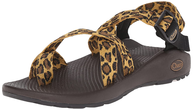 Chaco Women's Z2 Classic Athletic Sandal B011AJ9XIY 8 B(M) US Leopard