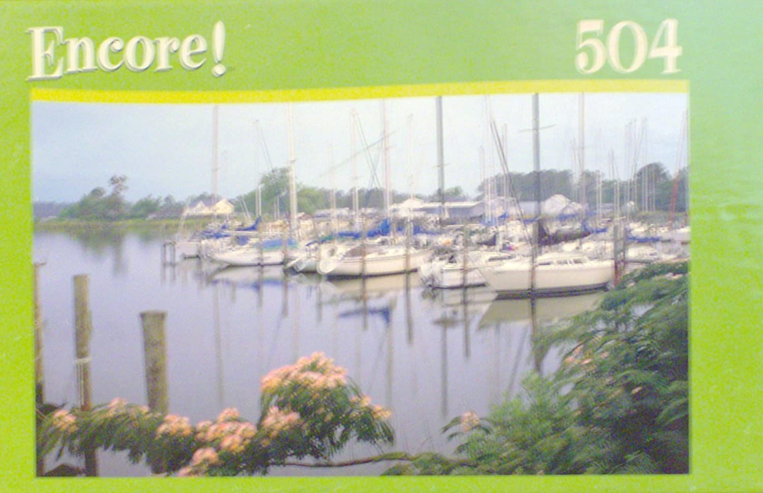 Encore 504 Piece Jigsaw Puzzle - Chesapeake Bay, MD by Mega Brands by Mega Brands