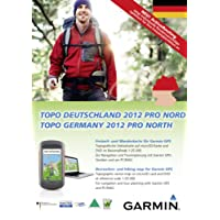 Vollversion Vektorkarte Topo Deutschland Nord 2012 Pro - deutsche Lizenz