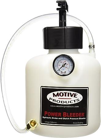 Motive Products 105 Brake System Power Bleeder