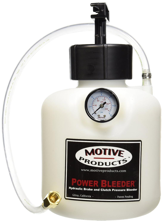 Motive Products 109 Brake System Power Bleeder