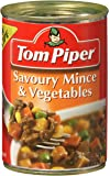 Tom Piper Savory Mince and Vegetables Canned Meal, 400g