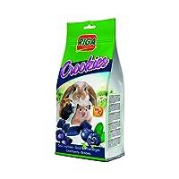 Riga Crookies Goût Myrtille/Canneberge Friandises pour Rongeur 50 g