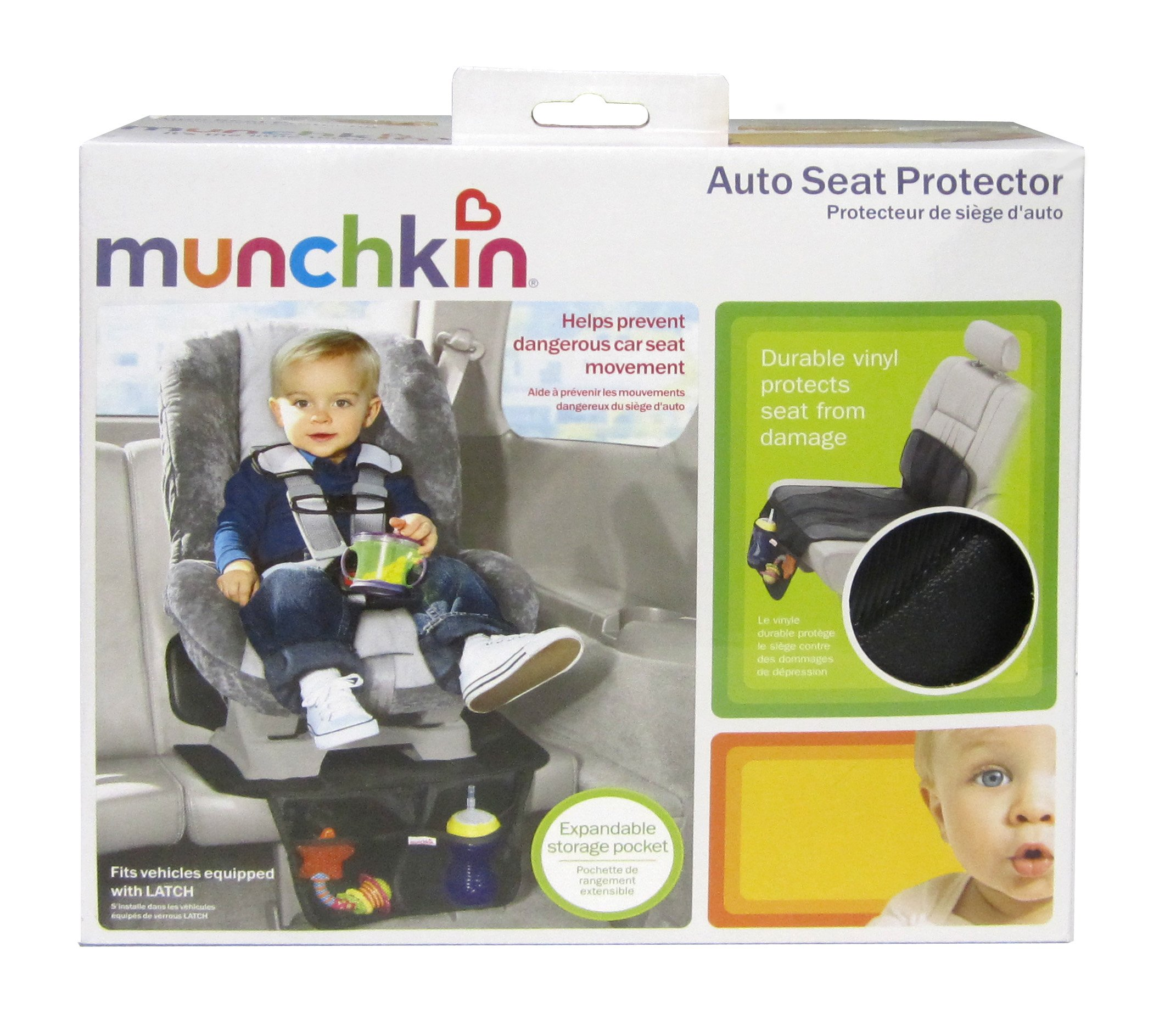 Munchkin Auto Seat Protector, 1 Count by Munchkin (Image #6)