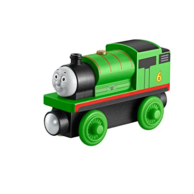 Fisher-Price Thomas & Friends Wooden Railway, Percy: Toys & Games