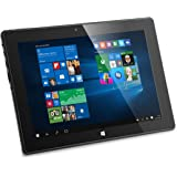 CSL Panther Tab 10 USB 3.1 inkl. Windows 10 - 10.1 Zoll (25,6cm) Tablet, Intel QuadCore CPU 4x 1844 MHz, 2GB RAM, 32GB SSD