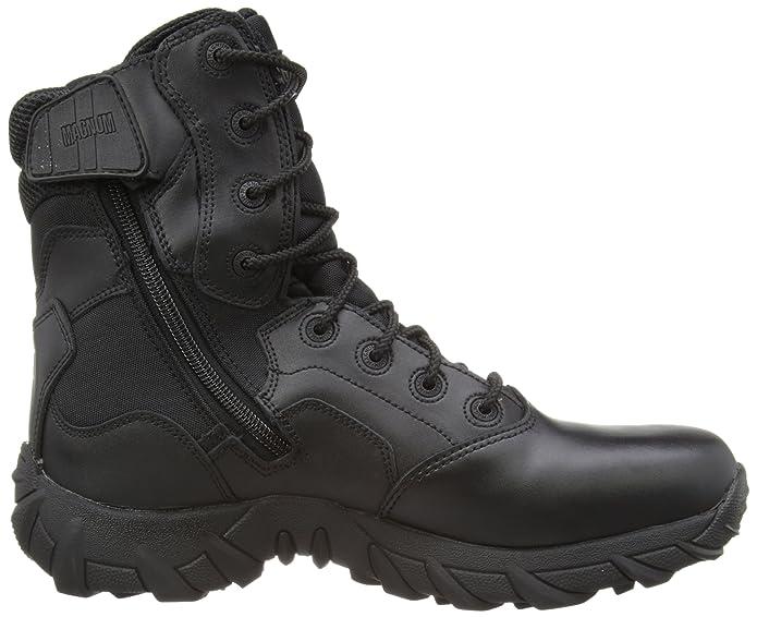 MAGNUM Cobra 8.0 SZ WP Bota Caballero, Negro, 37: Amazon.es: Zapatos y complementos