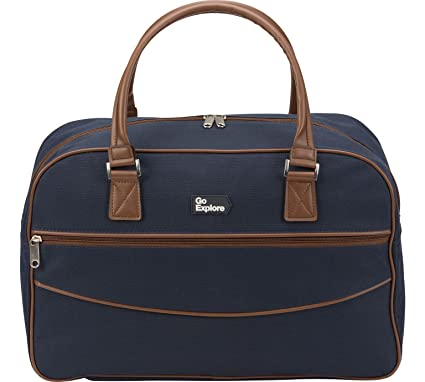 9fca90cfc16d Go Explore Weekend Holdall - Navy