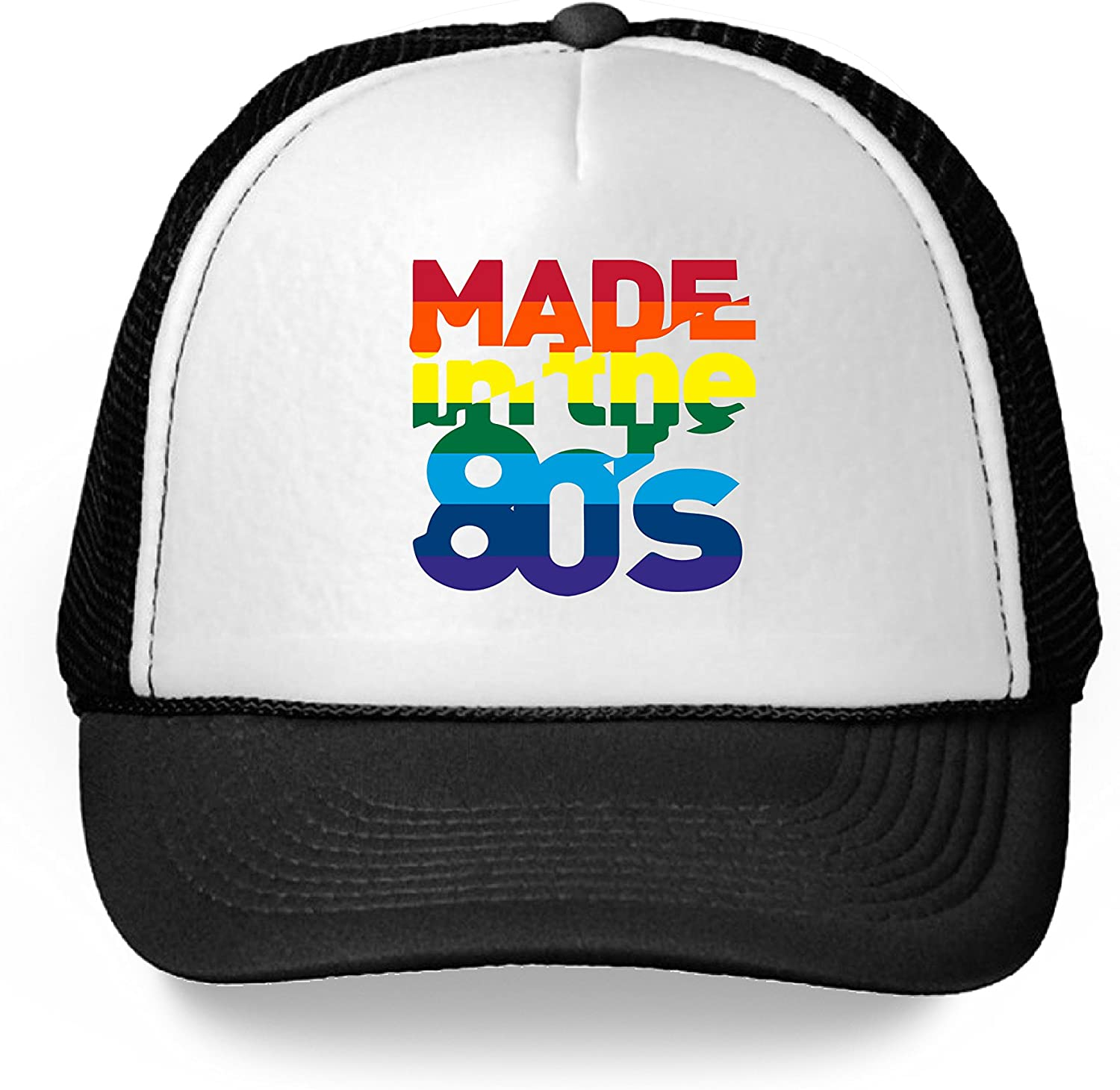 Awkward Styles 80s Accessories for 80s Party 80s Costume 80s Trucker Hat 80s Hat
