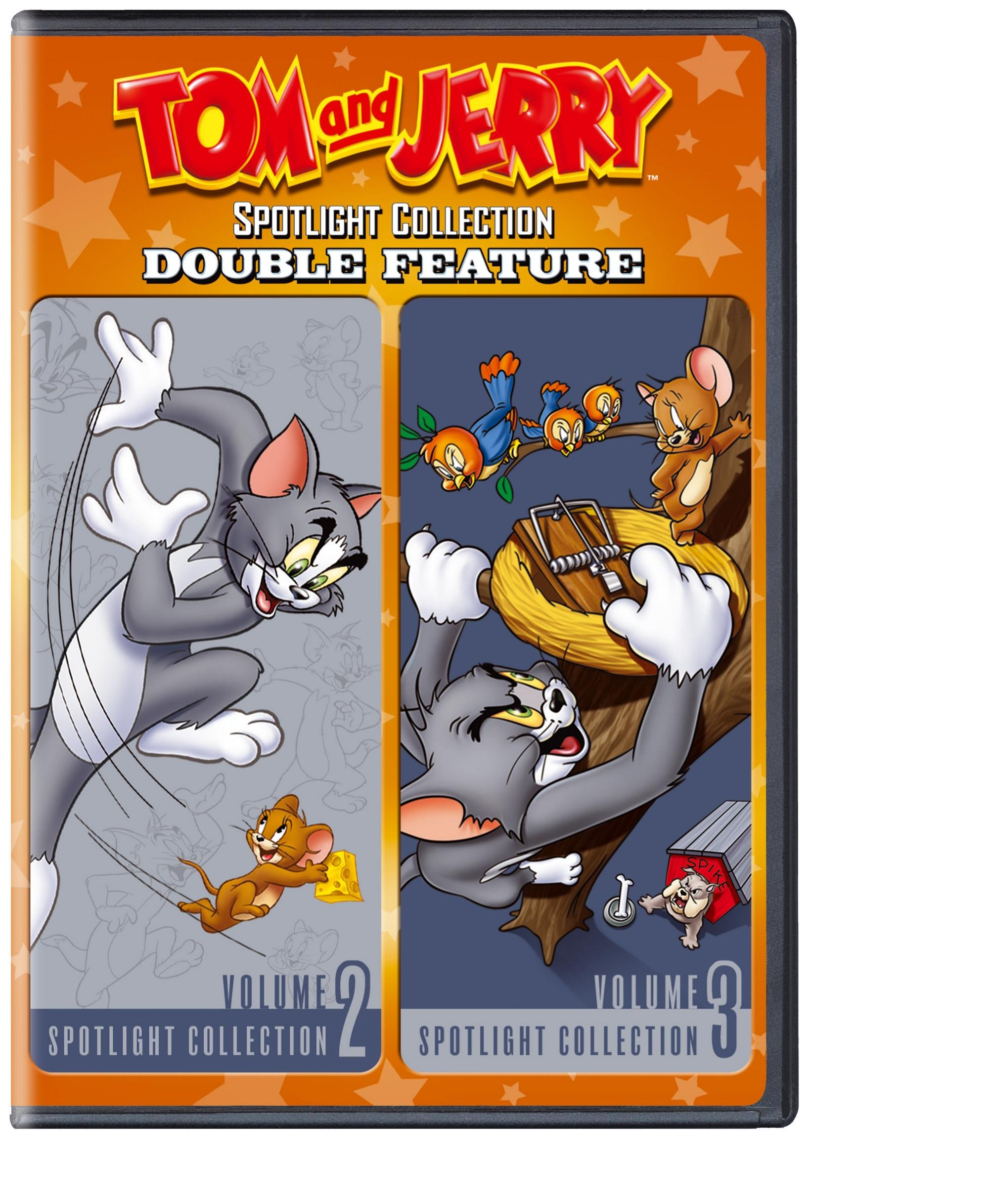 Tom and Jerry: Spotlight Collection Double Feature (DVD)